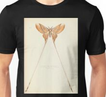Aid to the identification of insects Charles Owen Waterhouse 1890 V1 V2 030 Eudaemoma Argiphotes Sierra Leone Unisex T-Shirt