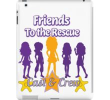 Lego Friends  iPad Case/Skin