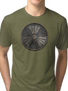 MUTO Radioactive Zone; Post-Accident Tri-blend T-Shirt