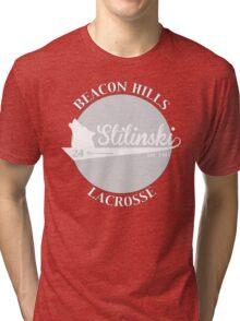 Stilinski's team tee Tri-blend T-Shirt
