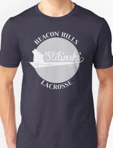 Stilinski's team tee T-Shirt