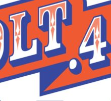 Houston Colt .45's Sticker