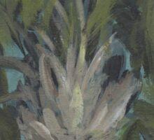 Portrait of a Palm AC151026c-13 Sticker