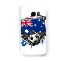 Soccer Fan Australia Samsung Galaxy Case/Skin