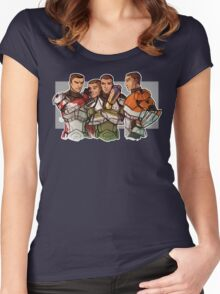 SW RC Delta Squad Women's Fitted Scoop T-Shirt