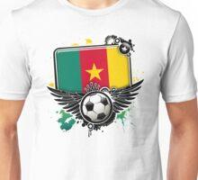 Soccer Fan Cameroon Unisex T-Shirt