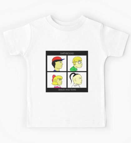 Earthbound Days Kids Tee