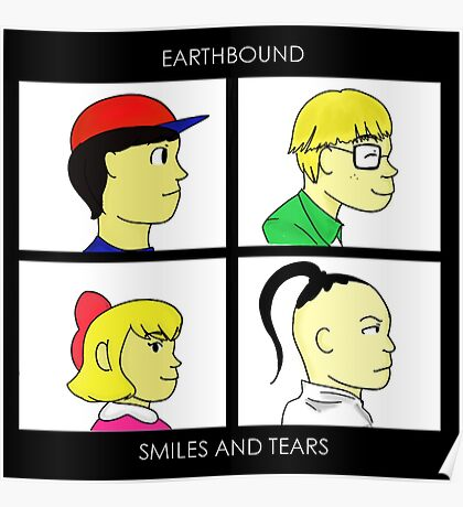 Earthbound Days Poster