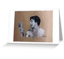 American Werewolf in London Greeting Card