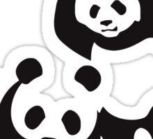 wwf panda Sticker