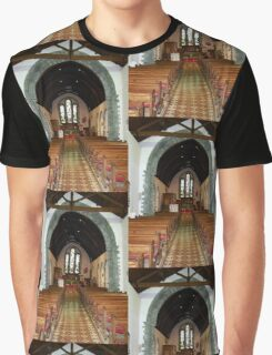 St Eunan 's Cathedral Raphoe, Donegal, Ireland Graphic T-Shirt