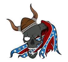 VikingSkull by Hasha