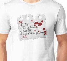 Carol's To Do List Unisex T-Shirt