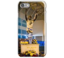 Image of Billy Bremner Statue iPhone Case/Skin