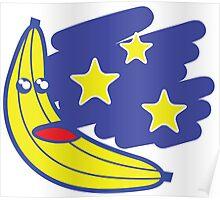 Maggic Banana Estelar  Poster