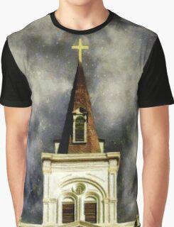 Stars over Saint Louis Graphic T-Shirt