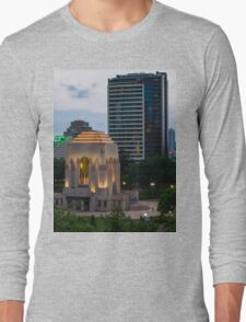 Hyde Park (Sydney): Evening Long Sleeve T-Shirt