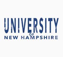 University of New Hampshire One Piece - Short Sleeve