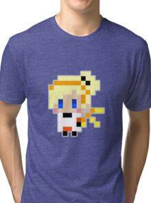 Heroes Never Die! Tri-blend T-Shirt