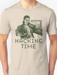 Hacking time Unisex T-Shirt