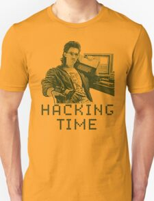 Hacking time Unisex T-Shirt