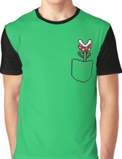 Pixel Pocket  Graphic T-Shirt