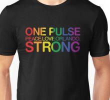 Peace, Love, Orlando Unisex T-Shirt