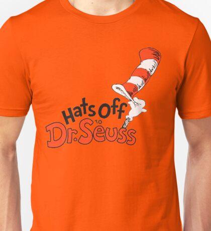 Dr Seuss Hat Unisex T-Shirt