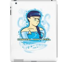 Queen Spack iPad Case/Skin