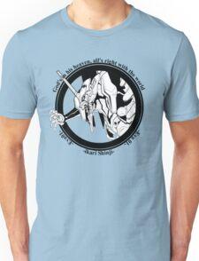 Neon Genesis Evangelion Eva 01 T-Shirt