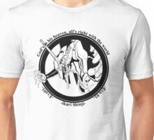 Neon Genesis Evangelion Eva 01 Unisex T-Shirt