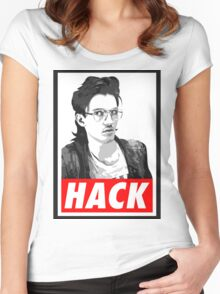 Hack Women's Fitted Scoop T-Shirt