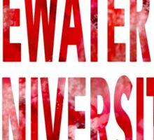 Bridgewater State University Sticker