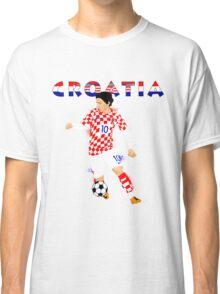 CROATIA : EURO Classic T-Shirt