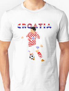 CROATIA : EURO T-Shirt