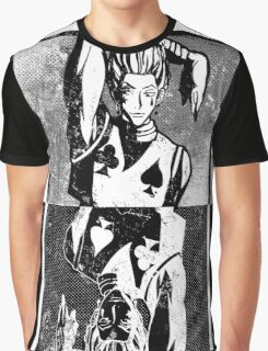 The Joker Hisoka Graphic T-Shirt
