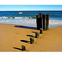 Far Rockaway Beach Photographic Print