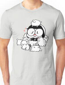 Good Cop Loves Puppy Breath Unisex T-Shirt