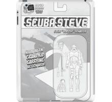 Scuba Steve iPad Case/Skin