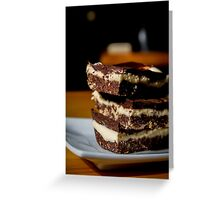 Nanaimo Bars Greeting Card