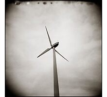 { wind at work } Photographic Print