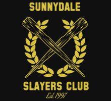Sunnydale Slayers Club One Piece - Short Sleeve