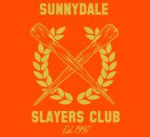Sunnydale Slayers Club Kids Tee