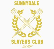 Sunnydale Slayers Club Kids Tee