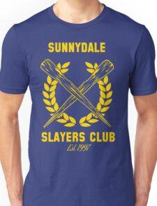 Sunnydale Slayers Club Unisex T-Shirt