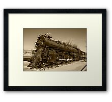 Engine 3759 Framed Print