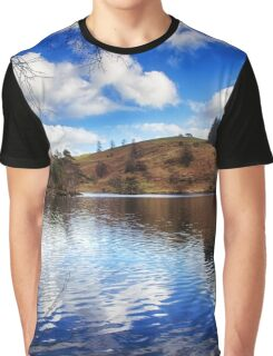 Lakeside Reflections Graphic T-Shirt