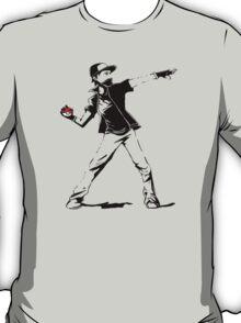 Banksy Pokemon T-Shirt