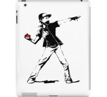 Banksy Pokemon iPad Case/Skin