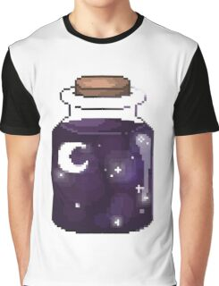 Jar of Stars Graphic T-Shirt